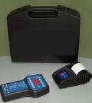 A modern brake meter decelerometer and printer