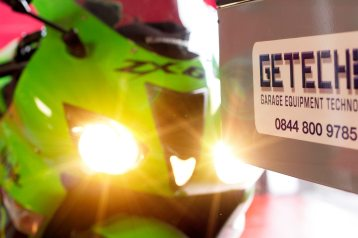 headlight tester