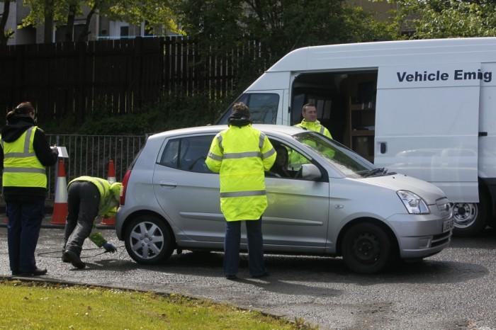 Roadside Emissions Testing isComing!